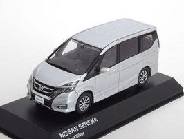 Nissan Serena V C27 seit 2016 RHD silber met.