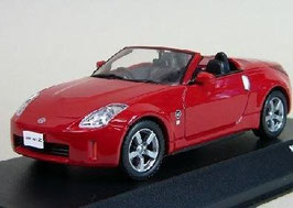 Nissan 350Z / Fairlady Z Roadster Phase III 2007-2009 Burning red