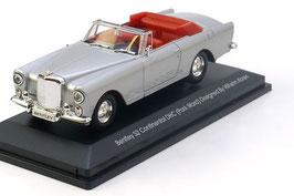 Bentley S2 Continetal DHC Park Ward Convertible 1959-1961 silber met.