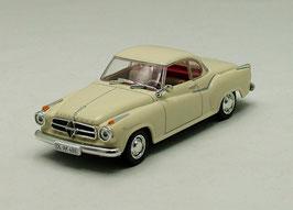 Borgward Isabella Coupé 1957-1961 creme