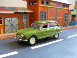 Citroën Ami 8 Berline 1969-1978 grün