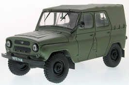 UAZ / Tundra 469 seit 1971 dunkelgrün