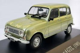 Renault 4 GTL 1985-1993 hellgrün met.