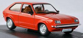 Opel/Vauxhall Chevette 1980-1982 orangerot
