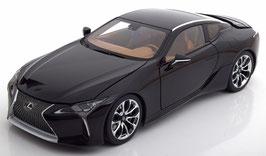 Lexus LC 500 Coupé seit 2017 schwarz