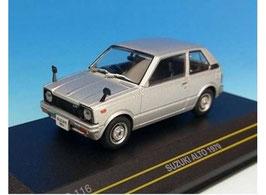 Suzuki Alto 1979-1984 RHD silber met.