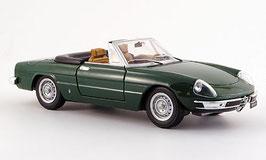 Alfa Romeo Spider 2000 Veloce 1971-1983 dunkelgrün