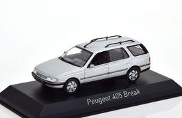 Peugeot 405 Break Phase I 1988-1993 silber met.