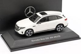 Mercedes-Benz EQC 400 4Matic N293 weiss