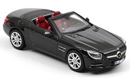 Mercedes-Benz SL 350 R231 Phase I 2012-2016 schwarz mit Hardtop