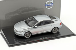 Volvo S60 II Phase II 2013-2018 Electric silber met.