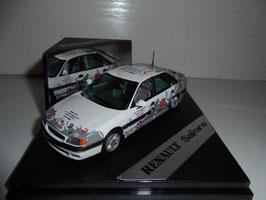 "Renault Safrane Phase II 1996-2000 weiss  / grau met. ""La France des Jeux 1996"""