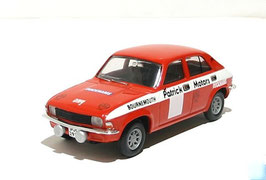 Austin Allegro Patrick Motors Rally Car 1973 rot/weiss