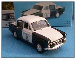 Hillman Minx IIIA 1959-1960 Salford City Police GB weiss / schwarz