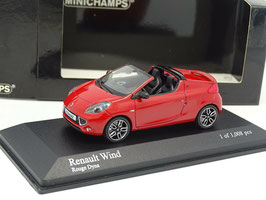 Renault Wind 2010-2013 Rouge Dyna