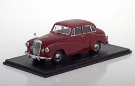 Daimler Conquest 1953-1958 dunkelrot