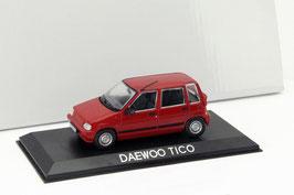 Daewoo Tico 1991-2001 rot