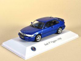 Saab 9-3 Viggen 1999-2002 dunkelblau met.