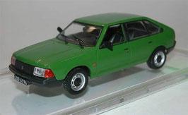 Moskwitsch 2141 Aleko 1986-1998 grün