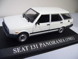 Seat / Fiat 131 Panorama / Kombi Phase III 1981-1985 weiss