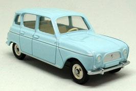 Renault 4 Phase I 1961-1967 hellblau