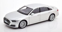 Audi A8 L D5 seit 2018 silber met.