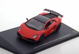 Lamborghini Gallardo LP570-4 Super Trofeo Stradale 2011 rot / schwarz