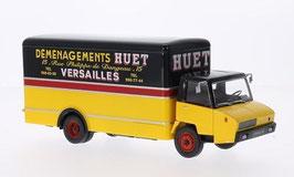 "Berliet Stradair 50 1968 ""Demenagementes Huet"" gelb / schwarz"