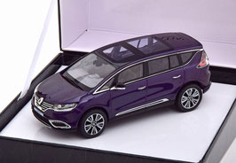 Renault Espace V Initiale Paris 2014 dunkelviolett met.