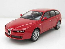 Alfa Romeo 159 Sportwagon 2006-2011 rot