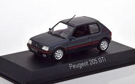Peugeot 205 GTI 1.9 1990-1995 dunkelgrau met.