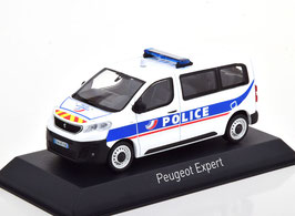 "Peugeot Expert III Bus seit 2016 ""Police Nationale France weiss / blau / rot"""