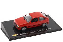 Chevrolet Kadett Hatch SL 1.8 1989-1998 rot / Brasil