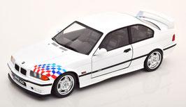 BMW M3 E36 Coupé LTW Lightweight USA 1995 weiss / Decor
