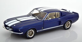 Ford Mustang Shelby GT500 1967 dunkelblau / weiss