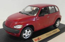 Chrysler PT Cruiser Phase I 2000-2006 dunkelrot met.