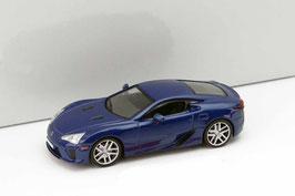 Lexus LFA 2010-2012 dunkelblau