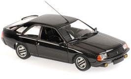 Renault Fuego GTX 2 litre Phase I 1980-1984 schwarz