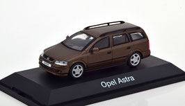 Opel Astra G Caravan 1998-2004 dunkelbraun met.