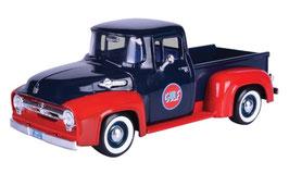 "Ford F-100 Pick Up 1953-1956 ""Gulf dunkelblau / rot"