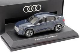 Audi e-tron Sportback seit 2020 Plasma blau