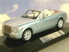 Rolls Royce Phantom Drophead Coupé seit 2007 hellblau met. / silber