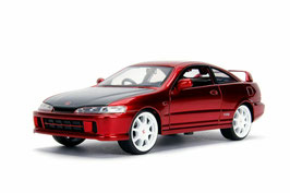 Honda Integra III Coupé Type-R 1995-2001 RHD JDM Tuners dunkelrot met. / Carbon