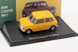 Austin Mini Cooper S MK III 1969-1971 gelb