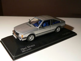 Opel Monza A Phase I 1978-1982 silber met.