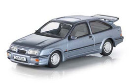 Ford Sierra RS Cosworth 1986-1987 silber met.