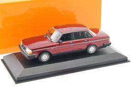 Volvo 240 Limousine 1984-1993 dunkelrot met.
