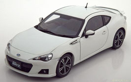 Subaru BRZ Phase I 2012-2016 RHD weiss met.