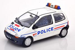 "Renault Twingo I Phase I 1993-1998 ""Police France weiss / grau / rot / blau"