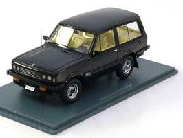 Monteverdi Safari 5.7 V8 1976-1982 schwarz